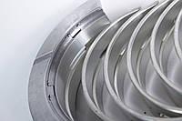 851-01-1748 вкладыши коренные NOM (номинальный) + полумесяцы розбега вала дизельного двигателя Dressta 534
