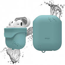 Чехол Elago Waterproof Case для Apple Airpods бирюзовый