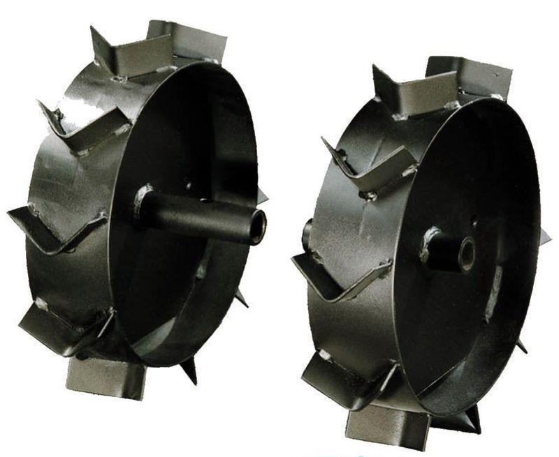 Грунтозацепи ( колеса залізні з грунтозацепами ) до культиваторів Szentkiraly, Robix Ø 420 мм.
