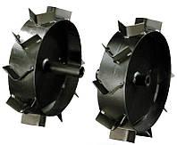 Грунтозацепи ( колеса залізні з грунтозацепами ) до культиваторів Szentkiraly, Robix Ø 420 мм., фото 1