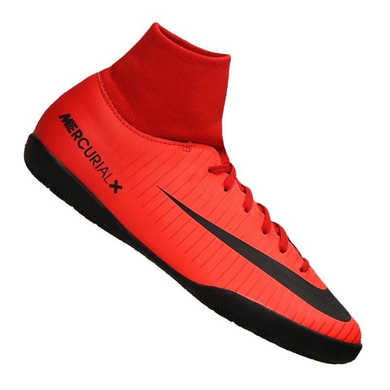 6eb277f68df3 Футзалки детские Nike JR Mercurial Victory VI DF IC 616 (903599-616 ...