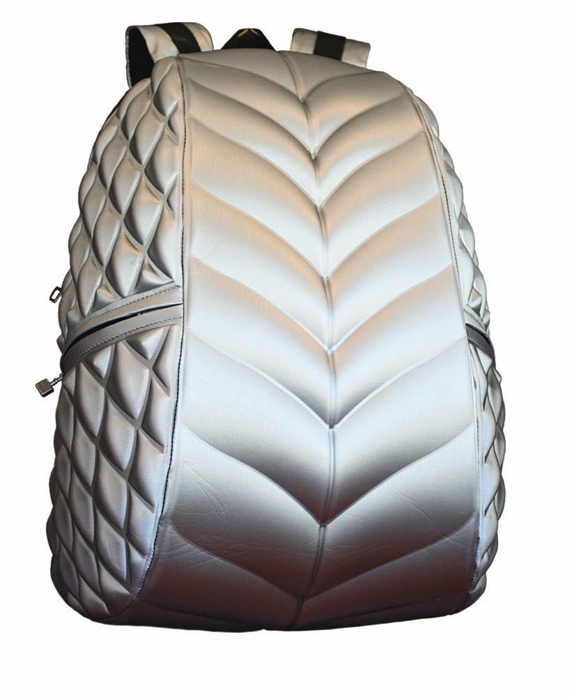 Рюкзак MadPax Scale Full цвет HI-HO SILVER (серебро)