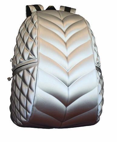Рюкзак MadPax Scale Full цвет HI-HO SILVER (серебро), фото 2