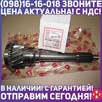 Вал первичный КПП ГАЗ 3309 с кольцом синхронизатора (Дорожная Карта) ) 3309-1701024