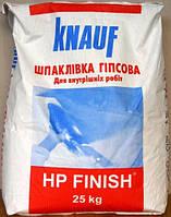 Шпаклевка гипсовая Knauf HP-Finish, 25кг