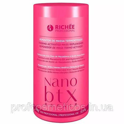 Ботокс для волос NANO BOTOX REPAIR RICHEE 1000мл
