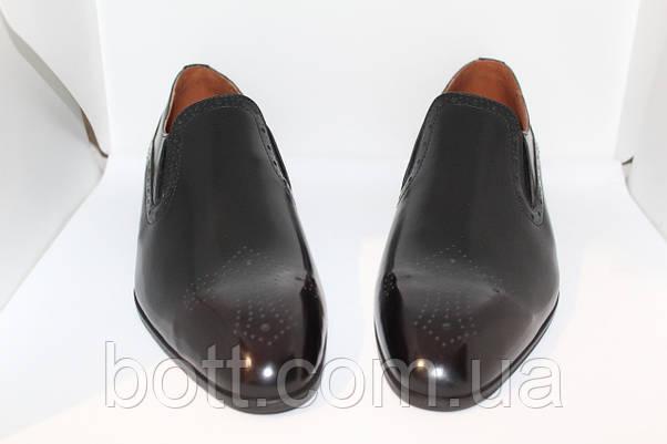 Туфли  кожаные, фото 2
