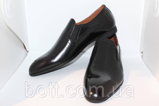 Туфли  кожаные, фото 3