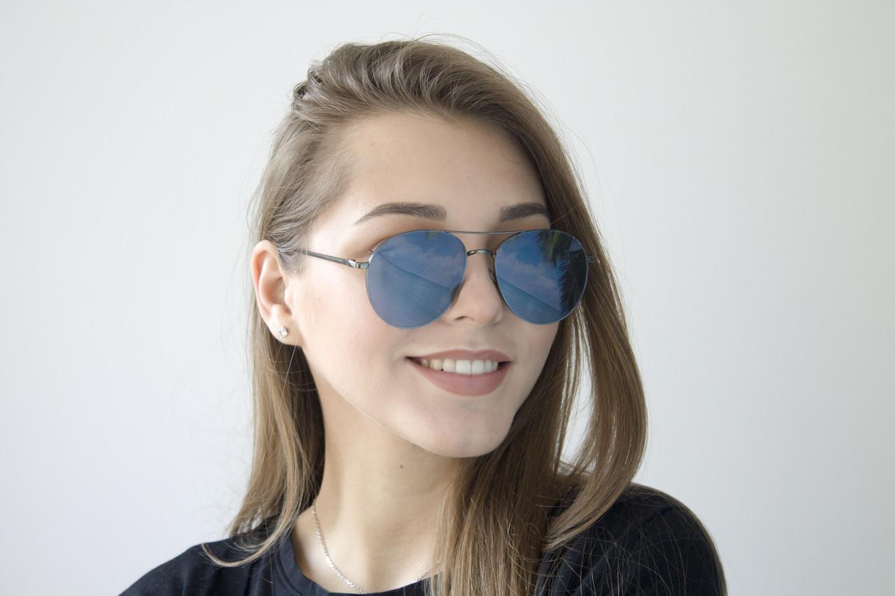 Солнцезащитные женские очки 8304-1 черные