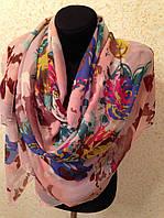 Новый  Очень широкий шарф 2790-1 (цв 6)