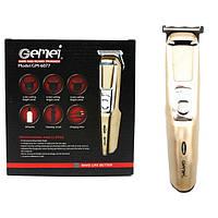 Триммер для бороды и усов Gemei GM 6077