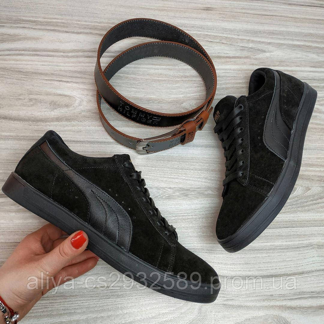 Кроссовки Multi-Shoes PMA 556013 Black