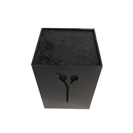 Подставка для парикмахерских ножниц и инструментов SPL 21122, черная, фото 2