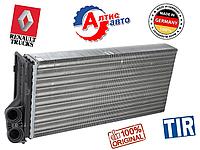 Радиатор отопителя (печки) Renault Premium, Magnum, Midlum, Kerax для тягача Рено Премиум, Магнум