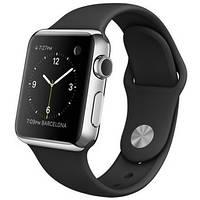 Умные часы Apple Watch Stainless steel leather strap black.beige.blue.brown 38mm