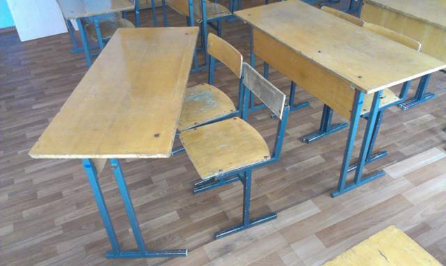 Замена столешницы школьной парты