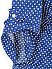Батальная блузка в горошек (в расцветках), фото 3