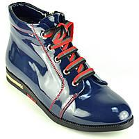 Женские ботинки Esmeralda код: 05651, последний размер: 39