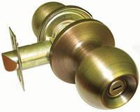 Дверные ручки-кнобы Golden Key ET-5805 старая латунь