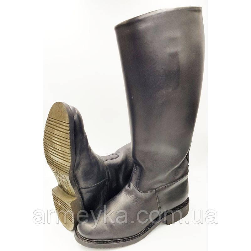 Армейские кожаные сапоги Derbi. Великобритания, оригинал.