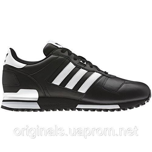c60ff715 Кроссовки повседневные Adidas Originlas ZX 700 G63499 кожаные -  интернет-магазин Originals - Оригинальный Адидас