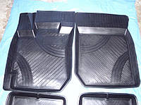 Коврики резиновые в салон для Renault Duster (Передние) (Харьков)
