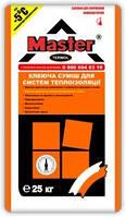 Клей для пенопласта и мин. ваты Мастер-Термол, 25кг