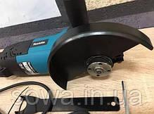 ✔️ Болгарка Makita 6022C с регулировкой оборотов 2250W / 2250 Вт, фото 3