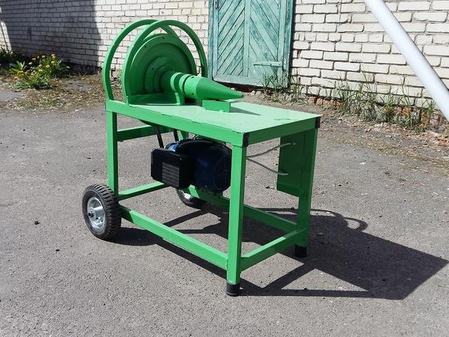 Дровокол винтовой EcoHouse ДВК 3000