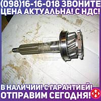Вал первичный КПП ГАЗ 3307,53 в сборе (КПП 4 ступенчатая ) (пр-во ГАЗ) 53-12-1701025