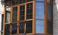 Выгодное остекление балкона - французкий балкон, панорамные окна