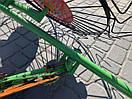 Грабли ворошилки Булат на квадратной трубе (4 Солнышка, спица 5мм), фото 5