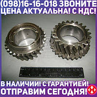 Шестерня 4-передачи вала вторичного с кольцом синхронизатора (пр-во ГАЗ) 3309-1701154