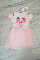 Платье Сарафан  для девочки Лол ( Lol) 98 р -116 р