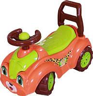 Машинка каталка Автомобиль для прогулок (3268)