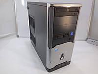 Системный блок, компьютер, Intel Core i3 2120, 4 ядра по 3,2 ГГц, 6 Гб ОЗУ DDR-3, HDD 250 Гб, SSD 120 Гб