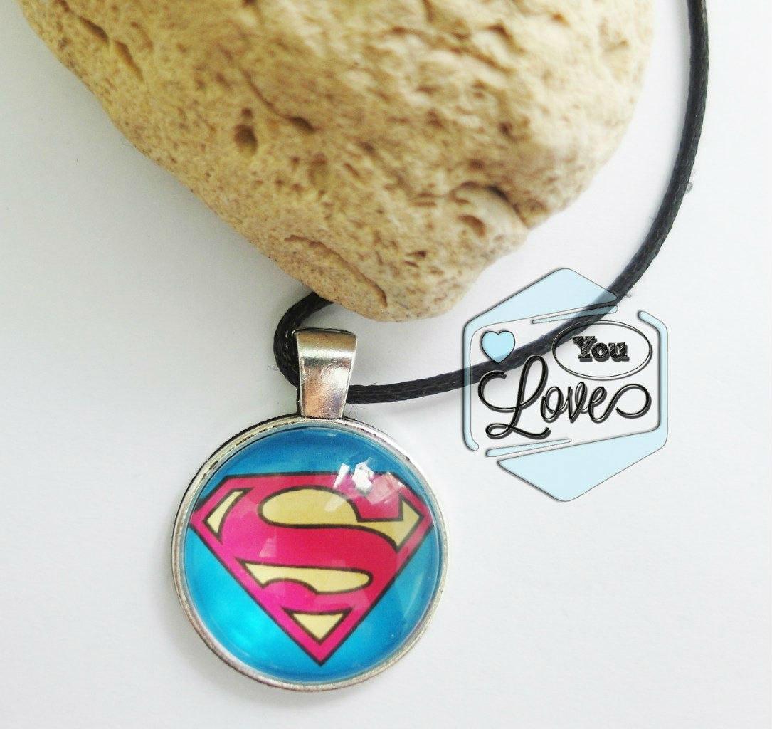 Кулон Superman Супермен