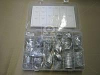 ⭐⭐⭐⭐⭐ Набор алюминиевых шайб 650шт. (М3-М22) (RIDER) RD11650AK