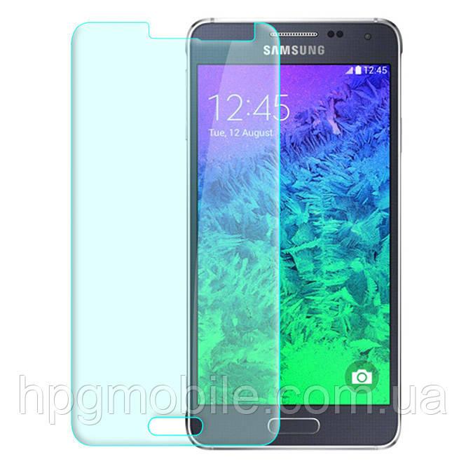 Защитное стекло для Samsung Galaxy S5 Alpha G850 - 2.5D, 9H, 0.26 мм