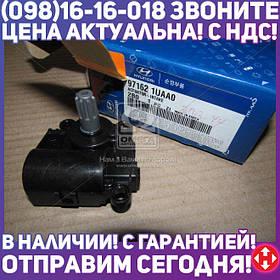⭐⭐⭐⭐⭐ Привод заслонки отопителя салона (производство  Mobis)  971621UAA0