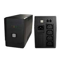 ИБП Mustek PowerAgent 650  650VA (360Вт)