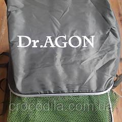 Садок с прорезиненной сеткой Dr.Agon 3 метра 50*38 см