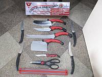 Набор кухонных ножей 13 в 1