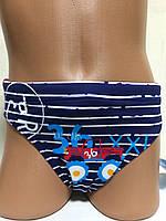 Плавки детские, подростковые плавательные. BH 3103 синие Teres, фото 1