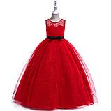 Сукня бальна святкова для дівчинки, фото 7