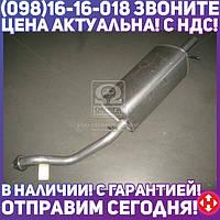 ⭐⭐⭐⭐⭐ Глушитель задний ДЕО LANOS хэтч. (производство  Polmostrow)  05.10