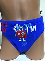 Плавки детские, подростковые плавательные. BH 3102 электрик Teres, фото 1