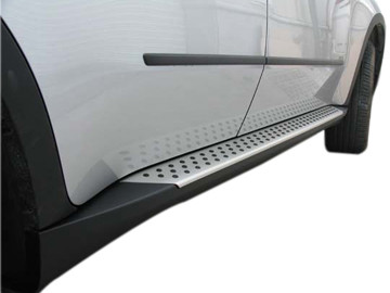 Бічні Пороги BMW X3 2011-