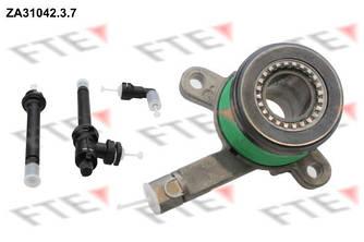 Підшипник вижимний гідравлічний (2-а кріплення) на Opel Vivaro 2001-> — FTE (Німеччина) - 1100631