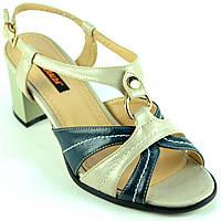 Женские модельные босоножки Esmeralda код: 07266, последний размер: 37